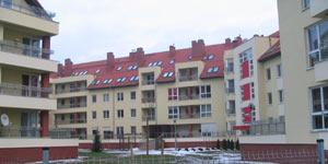 Wrocław-Zakrzów, osiedle Wilanowskie, Wrocławski DOM
